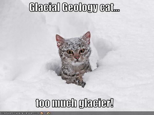 Glacial geology kitteh