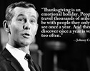 9 Hilariously Memorable Thanksgiving Quotes