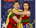 The Golden Age of Hollywood Meets The Golden Age of Comic Books In These Silver Screen Heroes Movie Posters