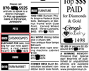 These Ridiculous Classified Ads Will Give You a Giggle