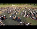 1000 Musicians Play Learn to Fly by Foo Fighters to Ask Dave Grohl to Come and Play Italy