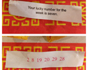 Fortune Cookie, Why You Make Me Cry?