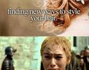 Aww, Cersei Finds Her Own Fun