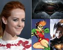 Who is Jenna Malone Playing in Batman v Superman?