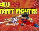 Goku Would Demolish the Entire Cast of Street Fighter