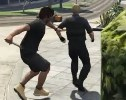 This One in a Million Stab in GTA V Might be the Most Painful Way to Die