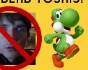 This Guy Won't Let a Sadistic Mario Maker Level Murder Yoshi