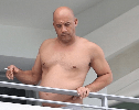 Vin Diesel Shows Off His Plump New Dad Bod