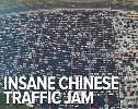 This Video Shows Just How Insane Chinese Traffic Jams are After a Long-Weekend
