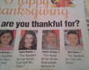 We Are All Thankful For Isabella, Because At Least She Tried
