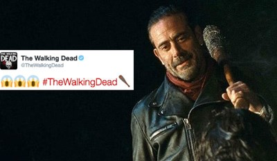 No One on Twitter Was Okay After Watching That Horrifying Walking Dead Premiere