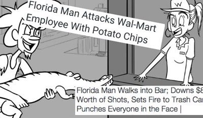 41 Times Florida Man Proved He Is Not the Hero We Need
