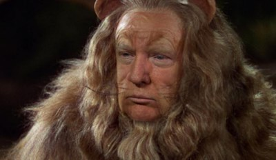 This Bizarre Instagram Account Inserts Donald Trump Into Your Favorite Movies