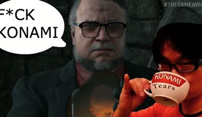 'F*ck Konami' Guillermo Del Toro Tweets Following Kojima's 'Death Stranding' Reveal