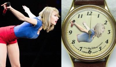 This Awkward Photo of Taylor Swift Got a Stunning Photoshop Battle
