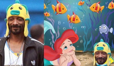 This Photoshop Battle Captures the Essence of a Picture of Snoop Dogg Wearing a Hilarious Ducky Hat