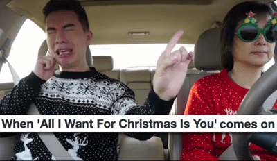 """These Reactions Prove There's No Need to Hide It, Everyone Loves Mariah Carey's """"All I Want For Christmas"""""""