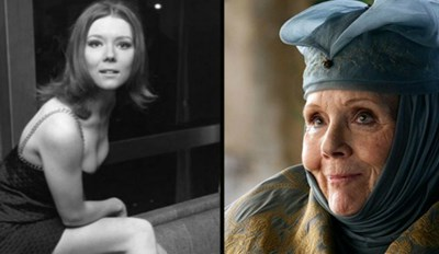 The Game of Thrones Cast: Then and Now