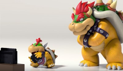 Introducing 'Bowser Block', Avert Your Innocent Eyes