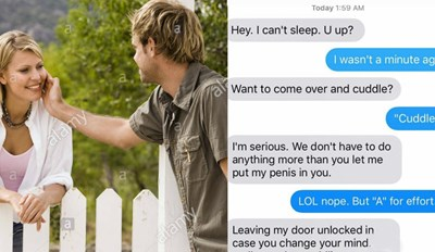 25 Text Conversations With the Neighbors From Hell