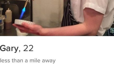 Least Chill Dude on Tinder Goes On Sexist Rant in His Profile, Spends Eternity Being Swiped Left