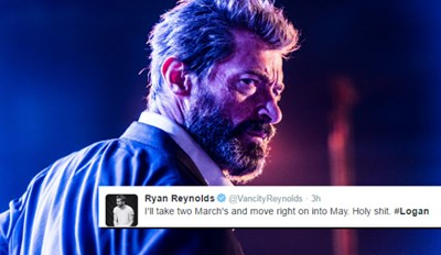 People Are Losing It Over the Newest 'Logan' Trailer