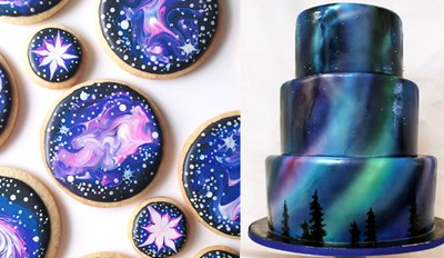 Looking at So Many Tasty Galaxy Themed Treats Will Have You Seeing Stars