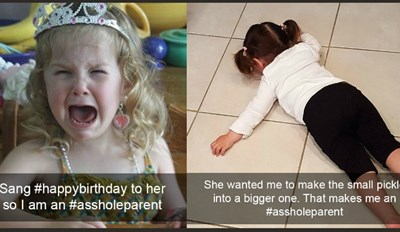 49 More Times Parents Were Assholes to Their Kids