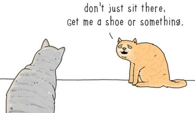 'They Can Talk' Is a Funny Web Comic That Imagines What Animals Would Say If They Could Speak Our Language