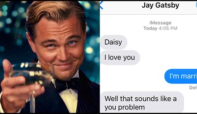 If Literary Romantics Had Been Able to Text