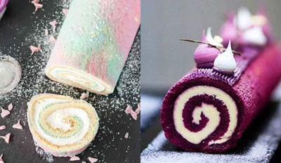 Cake Rolls Might Just Be the Most Beautiful Dessert on the Planet