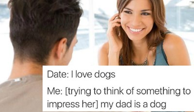 Guys Try to Impress Their Crush in This Ridiculous Meme