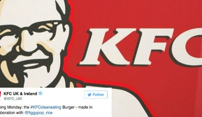 KFC's Got a Bone to Pick With 'Clean Eaters' And They Tweeted Out One Fire-Starter of a Parody to Kick Things Off