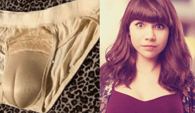 Internet Reacts to Fake Camel Toe Underwear Fashion Trend in Asia
