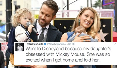 Ryan Reynolds is the Parent We All Need