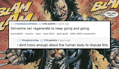 10 Superheroes Whose Amazing Powers Would End Up Making Them Full On Sex Gods