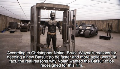 26 Amazing Facts From 'The Dark Knight'