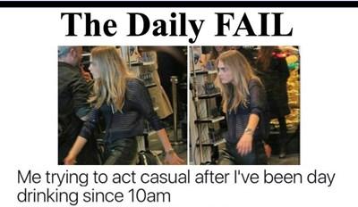 The Daily Fail: Make Saturday Great Again