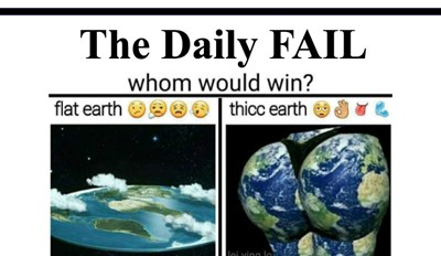 The Daily FAIL: Whom Would Win?