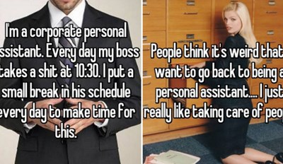 20 Confessions From Personal Assistants