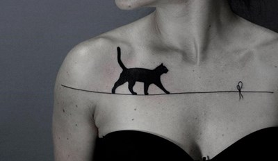 10 Incredibly Beautiful Animal Tattoos That Will Inspire You To Get Inked