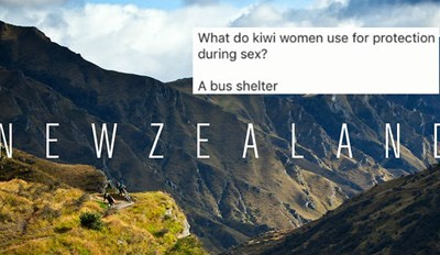 People Are Roasting New Zealand to Oblivion and It's Glorious