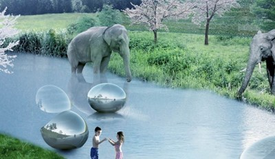 Want To See How Future Zoos Would Look Like?