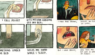 These 35 Web Comics Perfectly Capture Those Deep, Dark and Occasionally Sane Fears We All Have