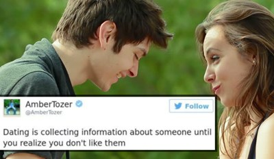 32 Hilarious Tweets That Encapsulate the World of Dating