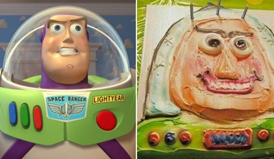19 Hilarious Cakes That are Chock Full of Sugary FAIL Goodness