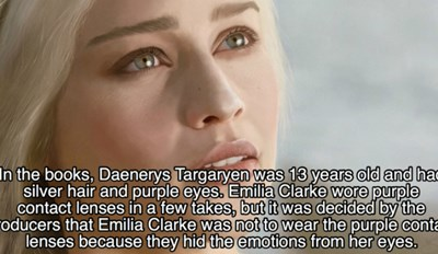 36 Fun Facts From the Making of 'Game of Thrones' and the World of Westeros