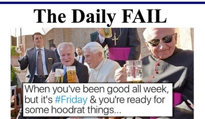 The Daily FAIL: TGIF