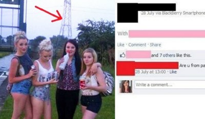 are you from paris? cover photo for a list of facebook wins and fails29 Facebook Wins and Fails