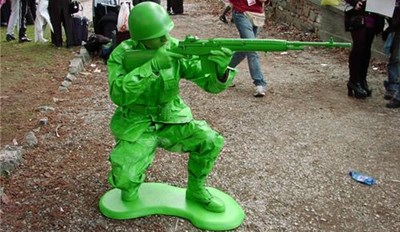 Battle of the Toy Soldiers